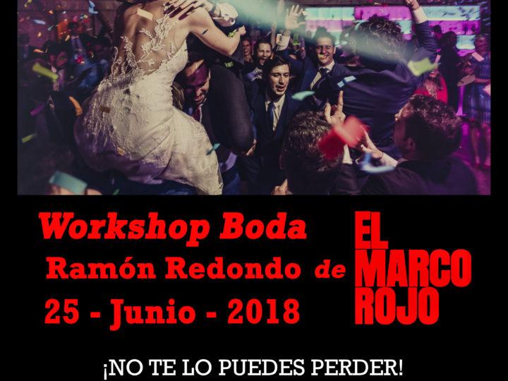 Colaboramos con workshop de RAMÓN REDONDO de EL MARCO ROJO en Granada – AGRAFI