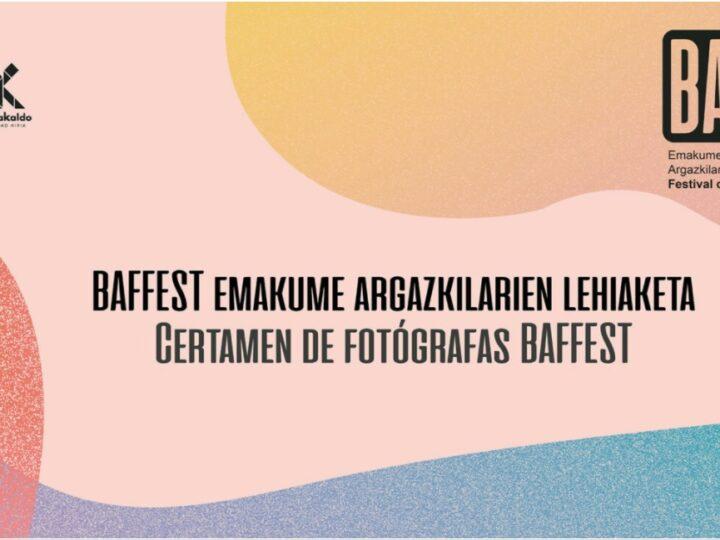 BAFFEST 2021 -Festival de Fotografía de Barakaldo dedicado íntegramente a mujeres.